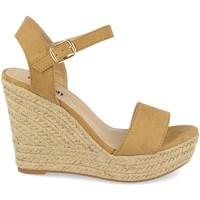 Zapatos Mujer Alpargatas Benini A2002 Camel