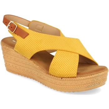 Zapatos Mujer Sandalias Festissimo F20-22 Amarillo
