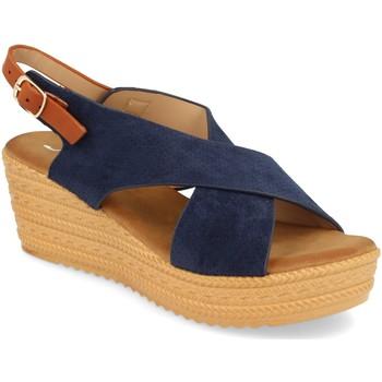 Zapatos Mujer Sandalias Festissimo F20-22 Azul