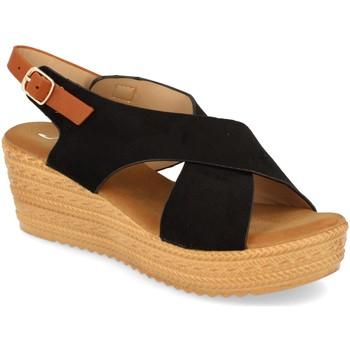 Zapatos Mujer Sandalias Festissimo F20-22 Negro