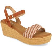 Zapatos Mujer Sandalias Festissimo F20-25 Camel
