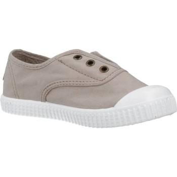 Zapatos Niño Zapatillas bajas Victoria 106627 Beige