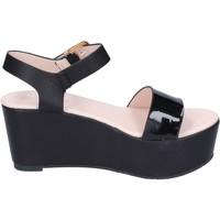 Zapatos Mujer Sandalias Solo Soprani BN772 negro