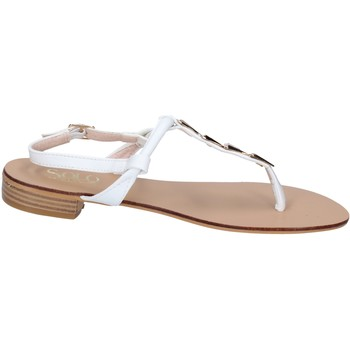 Zapatos Mujer Sandalias Solo Soprani BN777 blanco