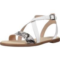 Zapatos Mujer Sandalias Clarks BAY ROSIE Blanco