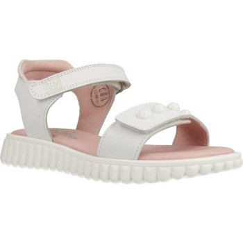 Zapatos Niña Sandalias Garvalin 202645 Blanco