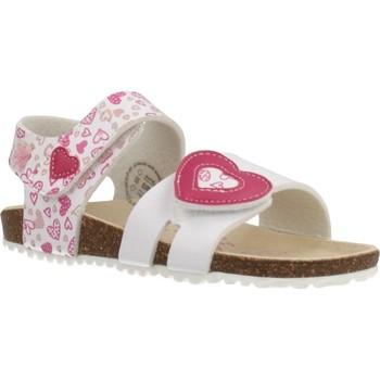 Zapatos Niña Sandalias Garvalin 202661 Blanco