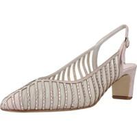 Zapatos Mujer Zapatos de tacón Argenta 33407A Beige