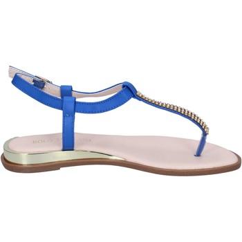 Zapatos Mujer Sandalias Solo Soprani BN778 azul