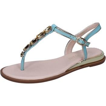 Zapatos Mujer Sandalias Solo Soprani BN780 azul claro