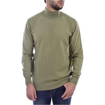 textil Hombre Jerséis Goldenim Paris Jersey & Cardigans 1037 - Hombres verde