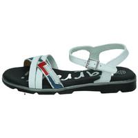 Zapatos Mujer Sandalias Karralli Sandalia baja piel Blanco