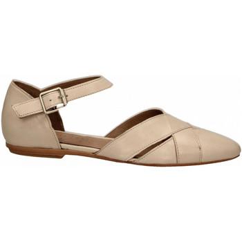 Zapatos Mujer Bailarinas-manoletinas Hundred 100 VITELLINO ecru