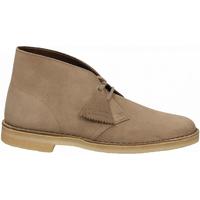 Zapatos Hombre Botas de caña baja Clarks DESERTBOOT M mushroom
