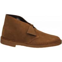 Zapatos Hombre Botas de caña baja Clarks DESERTBOOT M cola