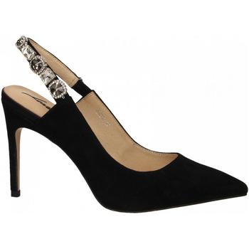 Zapatos Mujer Zapatos de tacón Luciano Barachini CAMOSCIO nero