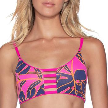 textil Mujer Bañador por piezas Maaji 3149SBR01 670 Rosa