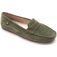 Zapatos Mujer Mocasín Soler & Pastor 285-A03 Verde