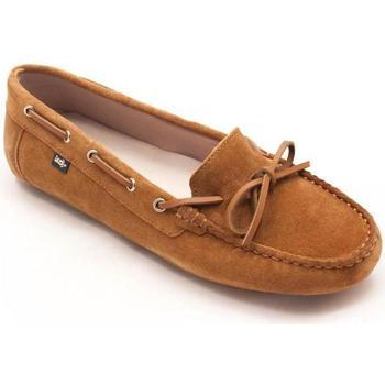 Zapatos Mujer Mocasín Soler & Pastor 280-A08 Beige