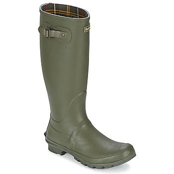 Zapatos Hombre Botas de agua Barbour BEDE Oliva