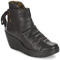 Zapatos Mujer Zapatillas bajas Fly London YAMA Negro