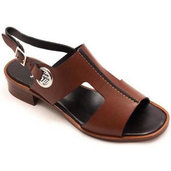Zapatos Mujer Sandalias Plumers 3183 Beige