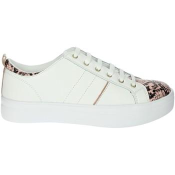Zapatos Mujer Zapatillas bajas Lumberjack SW86612-001 Blanco/Rosa