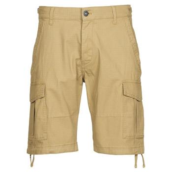 textil Hombre Shorts / Bermudas Jack & Jones JJIALFA Camel