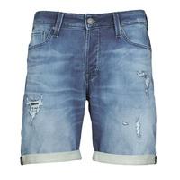 textil Hombre Shorts / Bermudas Jack & Jones JJIRICK Azul / Medium