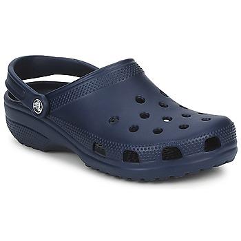 Zapatos Zuecos (Clogs) Crocs CLASSIC Marino