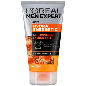 Belleza Hombre Hidratantes & nutritivos L'oréal Men Expert Hydra Energetic Gel Limpiador  100 ml