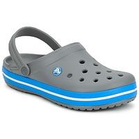 Zapatos Zuecos (Clogs) Crocs CROCBAND Gris / Ocean