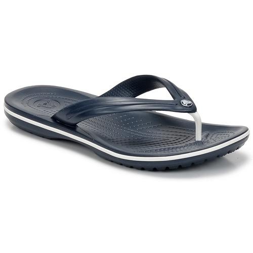 Crocs CROCBAND FLIP Marino - Envío gratis | ! - Zapatos Chanclas