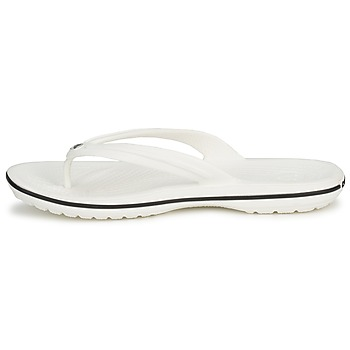 Crocs CROCBAND FLIP Blanco