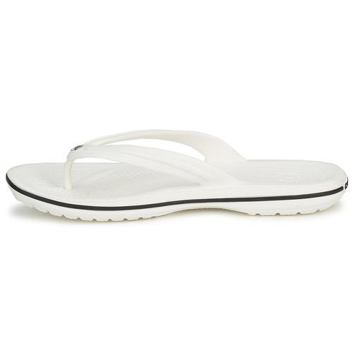 Crocband Zapatos Chanclas Flip Crocs Blanco E2DW9HI