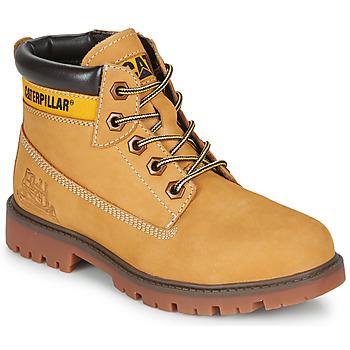 Zapatos Niños Botas de caña baja Caterpillar COLORADO Marrón