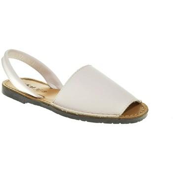 Zapatos Mujer Sandalias Duendy 350 Blanco