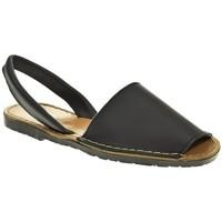 Zapatos Mujer Sandalias Duendy 350 Azul