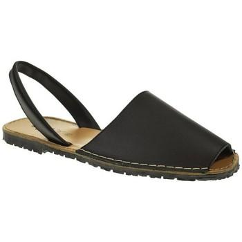 Zapatos Hombre Sandalias Duendy 350 Negro