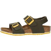Zapatos Niño Sandalias Birkenstock 1015754 verde