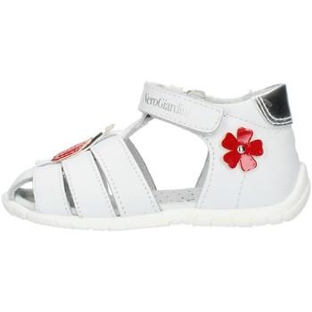 Zapatos Niña Sandalias Nero Giardini E018090F Blanco