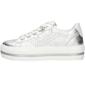 Zapatos Niña Zapatillas bajas Nero Giardini E031560F plata