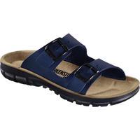 Zapatos Hombre Zuecos (Mules) Birkenstock 520811 Blu