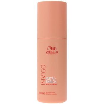 Belleza Champú Wella Invigo Nutri-enrich Wonder Balm  150 ml