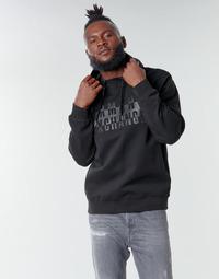 textil Hombre Sudaderas Armani Exchange 6HZMFK Negro