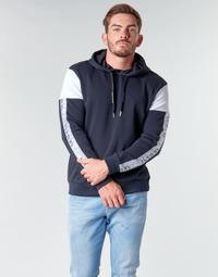 textil Hombre Sudaderas Armani Exchange 6HZMFD Negro / Blanco