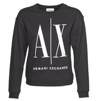 textil Mujer sudaderas Armani Exchange 8NYM02 Negro