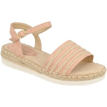 Zapatos Mujer Sandalias Suncolor 9085 Rosa