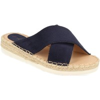 Zapatos Mujer Zuecos (Mules) Suncolor 9082 Azul