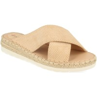 Zapatos Mujer Zuecos (Mules) Suncolor 9082 Beige